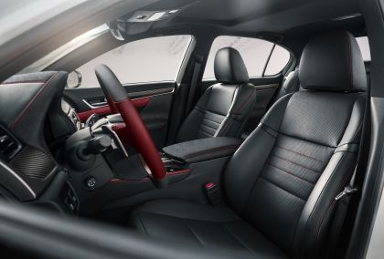 2020 Lexus GS 350 F Sport Black Line Special Edition 4