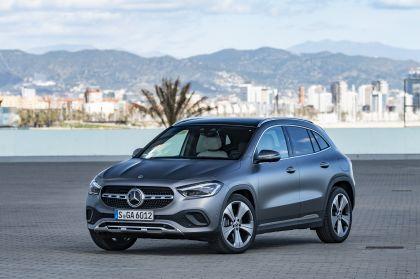 2020 Mercedes-Benz GLA 220d 4Matic 8