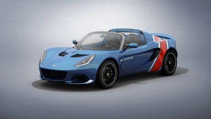 2020 Lotus Elise Classic Heritage Edition 5