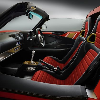 2020 Lotus Elise Classic Heritage Edition 9