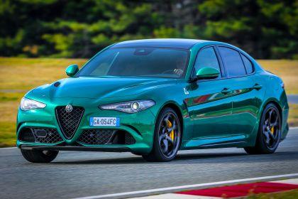 2020 Alfa Romeo Giulia Quadrifoglio 4