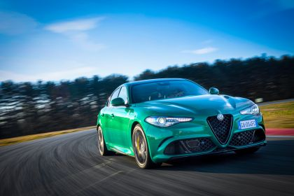 2020 Alfa Romeo Giulia Quadrifoglio 5