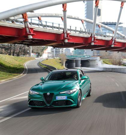 2020 Alfa Romeo Giulia Quadrifoglio 9