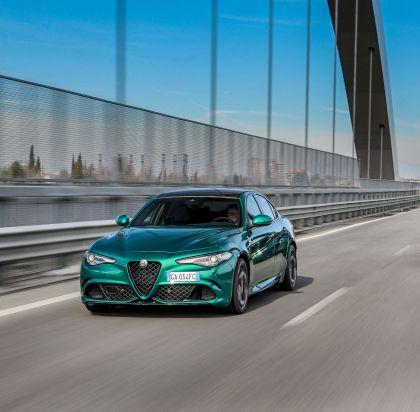 2020 Alfa Romeo Giulia Quadrifoglio 11