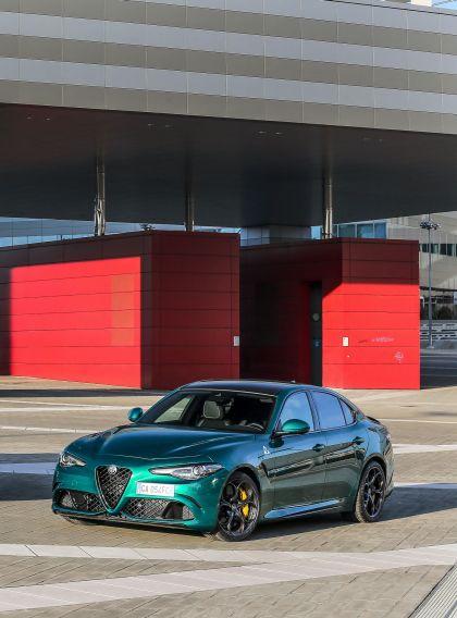 2020 Alfa Romeo Giulia Quadrifoglio 12
