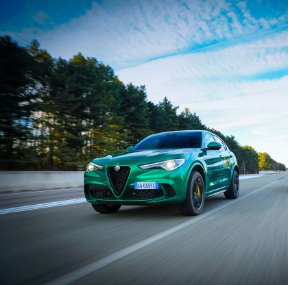 2020 Alfa Romeo Stelvio Quadrifoglio 4