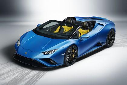 2021 Lamborghini Huracán EVO RWD Spyder 1