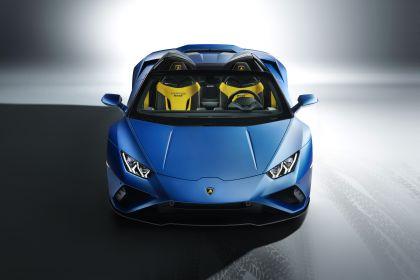 2021 Lamborghini Huracán EVO RWD Spyder 4