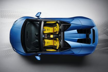 2021 Lamborghini Huracán EVO RWD Spyder 5