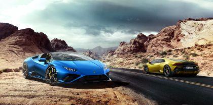 2021 Lamborghini Huracán EVO RWD Spyder 9