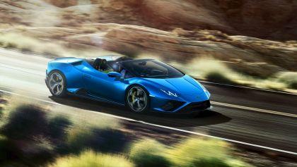 2021 Lamborghini Huracán EVO RWD Spyder 10