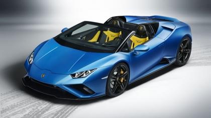 2021 Lamborghini Huracán EVO RWD Spyder
