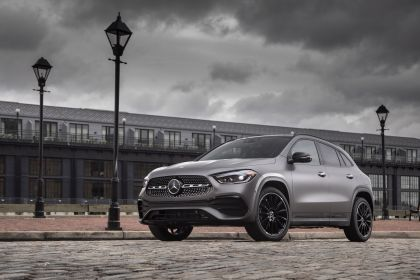 2021 Mercedes-Benz GLA 250 - USA version 2