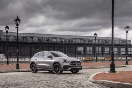 2021 Mercedes-Benz GLA 250 - USA version 8