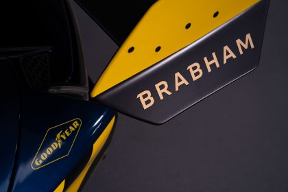 2019 Brabham BT62 - Goodyear livery 6