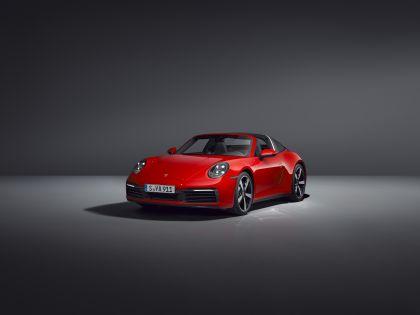 2020 Porsche 911 ( 992 ) Targa 4 1