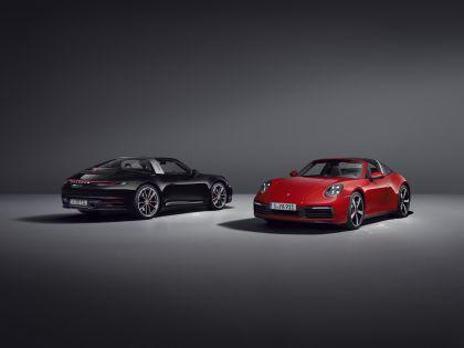 2020 Porsche 911 ( 992 ) Targa 4 4