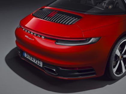 2020 Porsche 911 ( 992 ) Targa 4 7