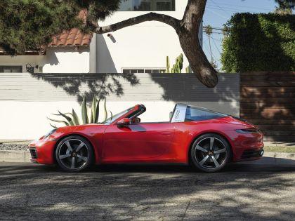 2020 Porsche 911 ( 992 ) Targa 4 8