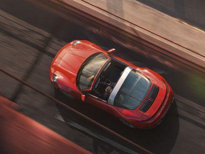 2020 Porsche 911 ( 992 ) Targa 4 9