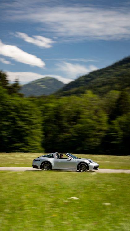 2020 Porsche 911 ( 992 ) Targa 4 13