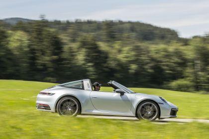 2020 Porsche 911 ( 992 ) Targa 4 24