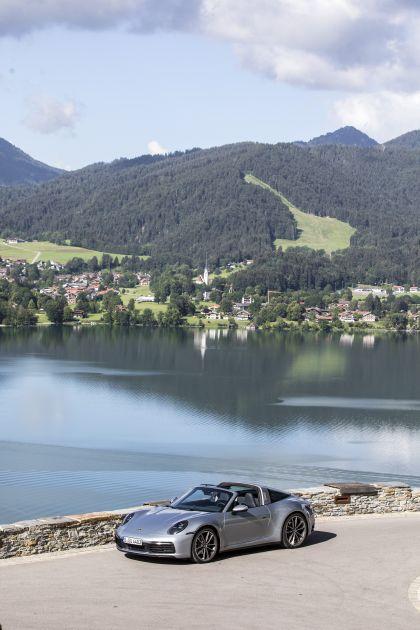 2020 Porsche 911 ( 992 ) Targa 4 36