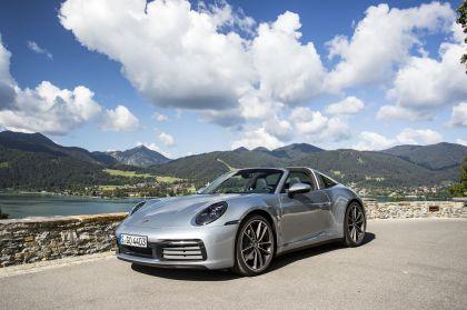 2020 Porsche 911 ( 992 ) Targa 4 43