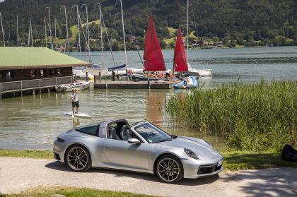2020 Porsche 911 ( 992 ) Targa 4 51