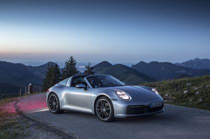 2020 Porsche 911 ( 992 ) Targa 4 53