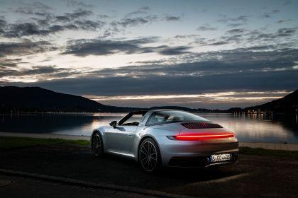 2020 Porsche 911 ( 992 ) Targa 4 55