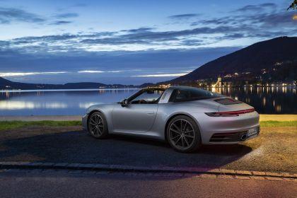 2020 Porsche 911 ( 992 ) Targa 4 56