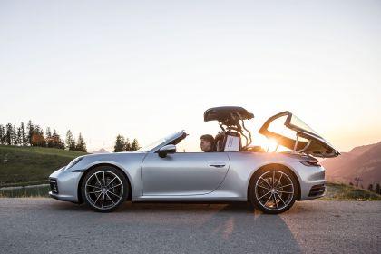 2020 Porsche 911 ( 992 ) Targa 4 61
