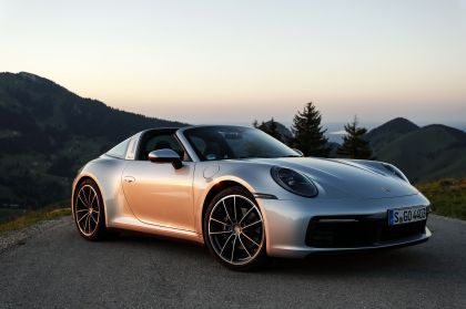 2020 Porsche 911 ( 992 ) Targa 4 62
