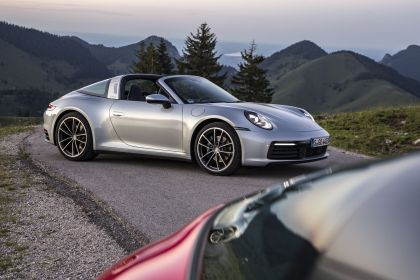 2020 Porsche 911 ( 992 ) Targa 4 64