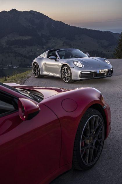2020 Porsche 911 ( 992 ) Targa 4 66