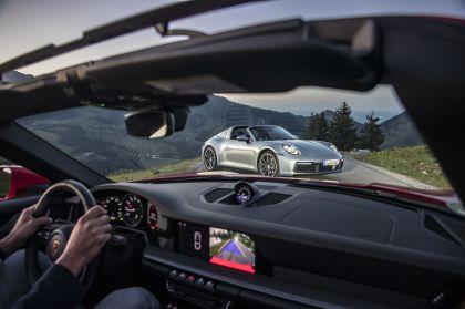 2020 Porsche 911 ( 992 ) Targa 4 67