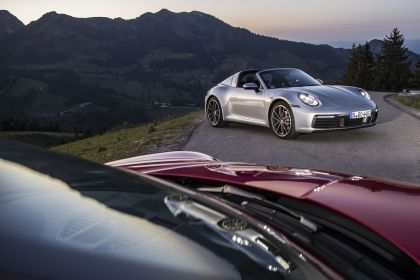 2020 Porsche 911 ( 992 ) Targa 4 68
