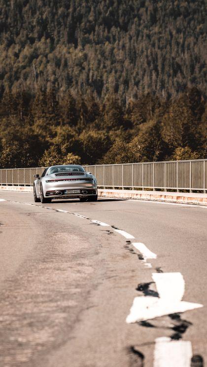 2020 Porsche 911 ( 992 ) Targa 4 73