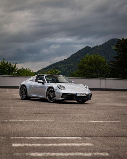 2020 Porsche 911 ( 992 ) Targa 4 75