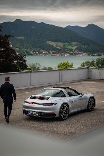 2020 Porsche 911 ( 992 ) Targa 4 79