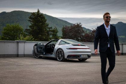 2020 Porsche 911 ( 992 ) Targa 4 85