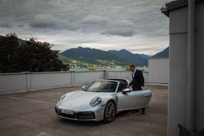 2020 Porsche 911 ( 992 ) Targa 4 86