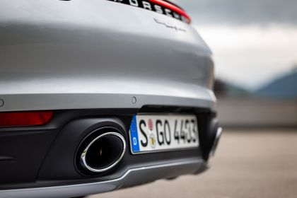 2020 Porsche 911 ( 992 ) Targa 4 88