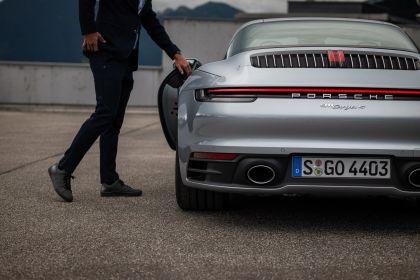 2020 Porsche 911 ( 992 ) Targa 4 106