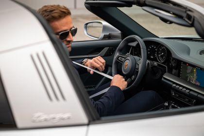 2020 Porsche 911 ( 992 ) Targa 4 110