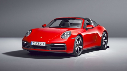 2020 Porsche 911 ( 992 ) Targa 4 3