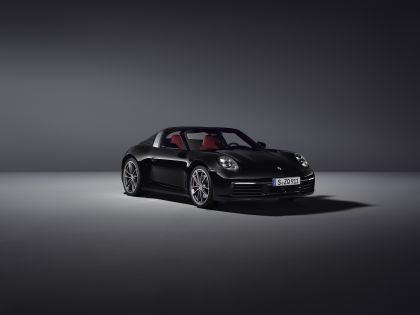 2020 Porsche 911 ( 992 ) Targa 4S 1