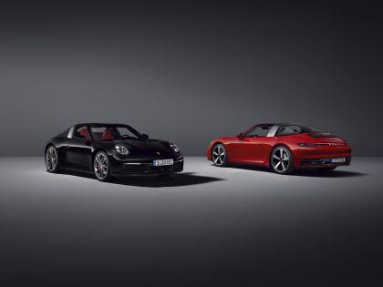 2020 Porsche 911 ( 992 ) Targa 4S 3