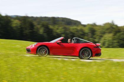 2020 Porsche 911 ( 992 ) Targa 4S 18